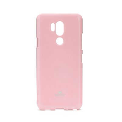 Jelly Case Mercury -LG G7 ThinQ rosa chiaro