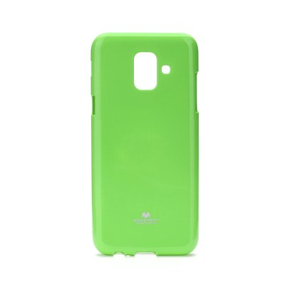Jelly Case Mercury - SAM Galaxy A6 lime