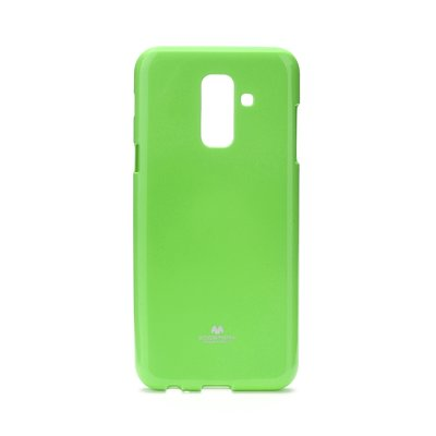 Jelly Case Mercury - SAM Galaxy A6 Plus lime