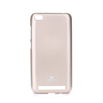 Jelly Case Mercury - Xiaomi Redmi 5A  oro