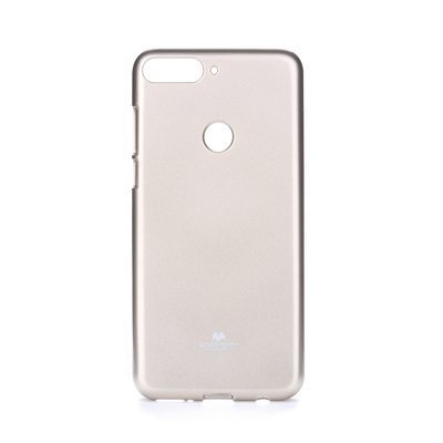 Jelly Case Mercury -HUA Y7 Prime 2018 oro