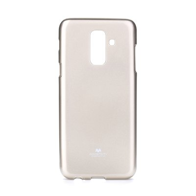 Jelly Case Mercury - SAM Galaxy A6 Plus oro