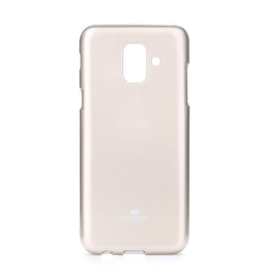 Jelly Case Mercury - SAM Galaxy A6 oro
