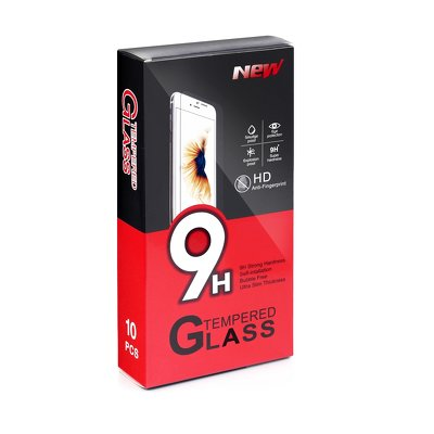 Tempered Glass (SET 10in1) - APP IPHO 5C/5G/5S/SE