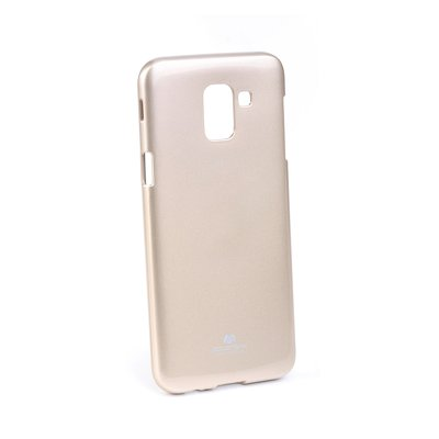 Jelly Case Mercury - SAM Galaxy J6 2018 oro