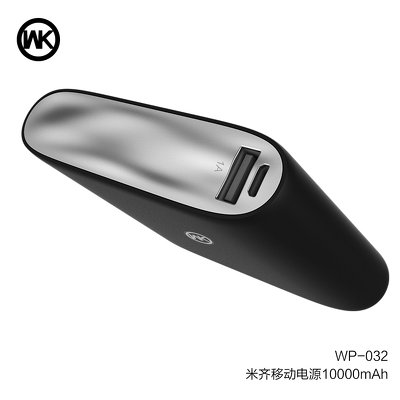 WK-Design Powerbank Mikey WP-032 10 000mAh nero