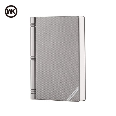WK-Design Powerbank libro WP-033 20 000mAh argento