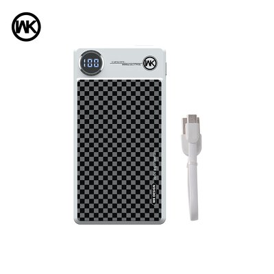 WK-Design Powerbank King WP-049 10 000mAh carbon style