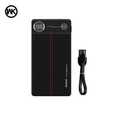 WK-Design Powerbank King WP-049 10 000mAh nero