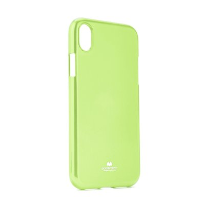 Jelly Case Mercury - APP IPHO XR - 6,1 limone