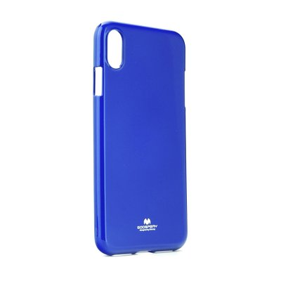 Jelly Case Mercury - APP IPHO XS Max - 6,5 blu