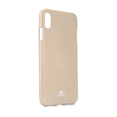 Jelly Case Mercury - APP IPHO XS Max - 6,5 oro
