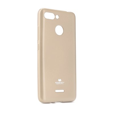 Jelly Case Mercury - Xiaomi Redmi 6 oro