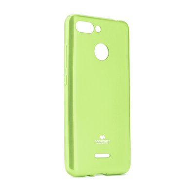 Jelly Case Mercury - Xiaomi Redmi 6 limone