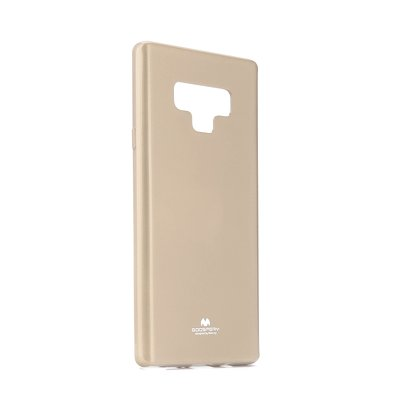 Jelly Case Mercury - SAM Galaxy NOTE 9 oro