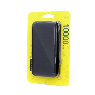 POWER BANK  Silk 10000mAh e nero
