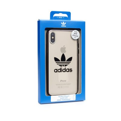 ADIDAS Originals Clear Case ENTRY IPHO X / XS