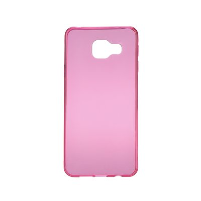 BACK CASE Ultra Slim 0,3mm - SAM Galaxy A3 2016 (A310) pink