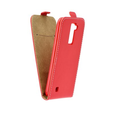 SLIM Flexi Fresh VERTICAL CASE - LG K3  Red