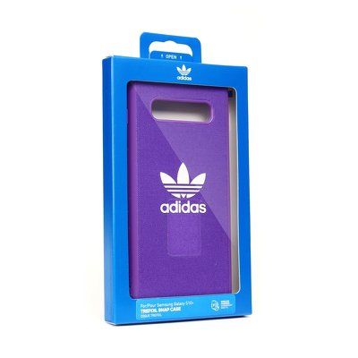 ADIDAS Originals Custodia sagomata SAM S10 PLUS lilla