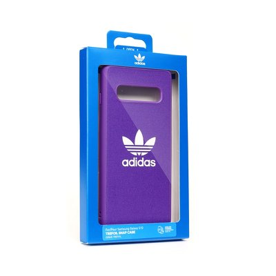 Futerał ADIDAS Originals Moulded case SAM S10 liliowy