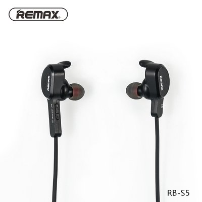 Auricolare / cuffie bluetooth REMAX SPORTY RB-S5 nero