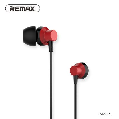 Auricolare REMAX RM-512 rosso