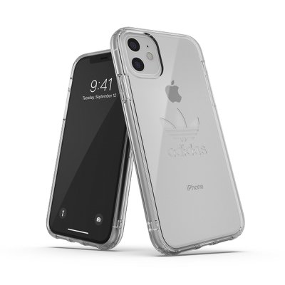 Futerał ADIDAS Originals Clear case Big Logo do iPhone 11 ( 6.1 ) transparent