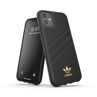 Futerał ADIDAS Originals Moulded PREMIUM do Iphone 11 ( 6.1 ) czarny