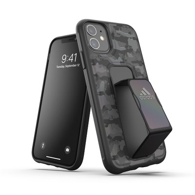 Futerał ADIDAS SP Grip Case CAMO do Iphone 11 ( 6.1 ) czarny