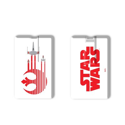 Memory stick di tipo pendrive con licenza Star Wars 003 32GB 2.0 CARD