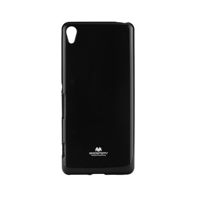 Jelly Case Mercury - SON XPERIA XA Nero