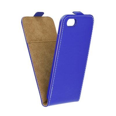 SLIM FLEXI Fresh VERTICAL CASE - IPHONE 7 / 8 blu