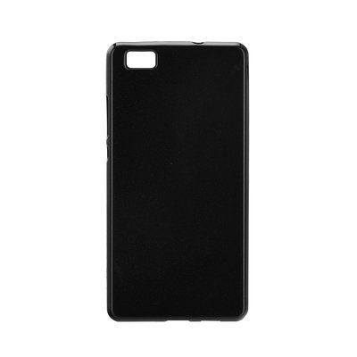 Jelly Case Flash  - HUAWEI P8 Lite 2017/ P9 lite 2017 nero