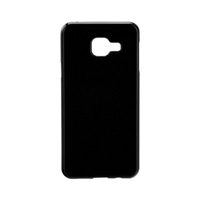 Jelly Case Flash  - SAM Galaxy A3 2016 nero