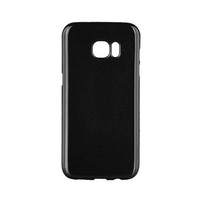 Jelly Case Flash  - SAM S7 Edge nero